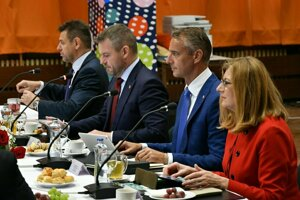 Výjazdové rokovanie vlády v Trebišove.