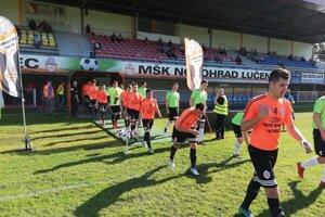 MŠK Novohrad Lučenec - FK Čadca.