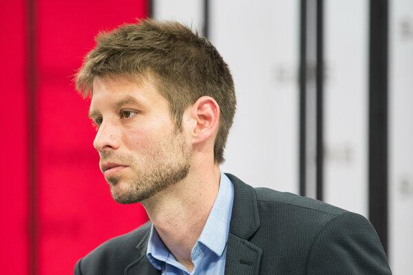 Michal Šimečka bol jednotkou na kandidátke do eurovolieb, v parlamentných voľbách nechce kandidovať.