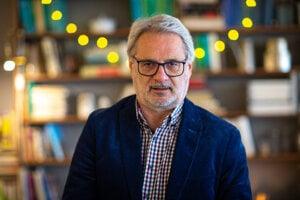 Politický komentátor Marián Leško bude radiť prezidentke Zuzane Čaputovej.