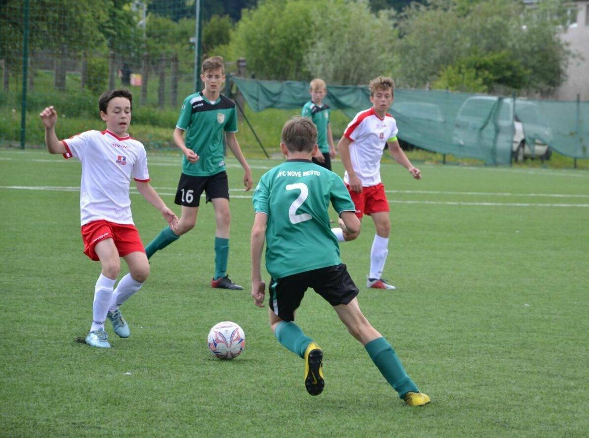 ac893780f Futbal mládeže - veľký prehľad celoslovenských a krajských líg - SME ...