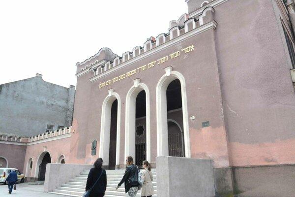 V synagóge na Puškinovej ulici začalo sústreďovanie Židov.