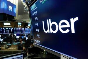 S akciami Uberu sa 10. mája začalo obchodovať na newyorskej burze.