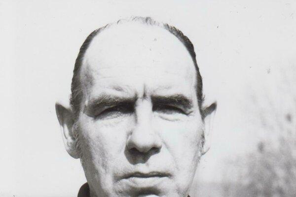 Jubilant Ján Polgár.
