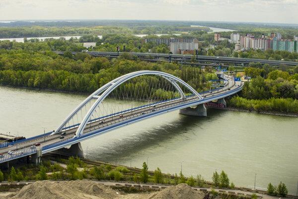 Most Apollo v Bratislave.