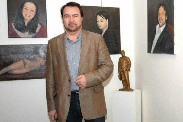 Jaroslav Dvorský pripravuje výstavu aj krst knihy.