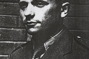 Jozef Gabčík, rodák z Poluvsia, ktoré je dnes súčasťou Rajeckých Teplíc.