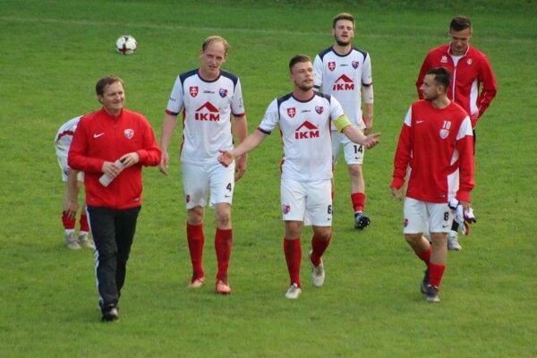Hráči MFK Zvolen v Lučenci nebodovali - ilustračné