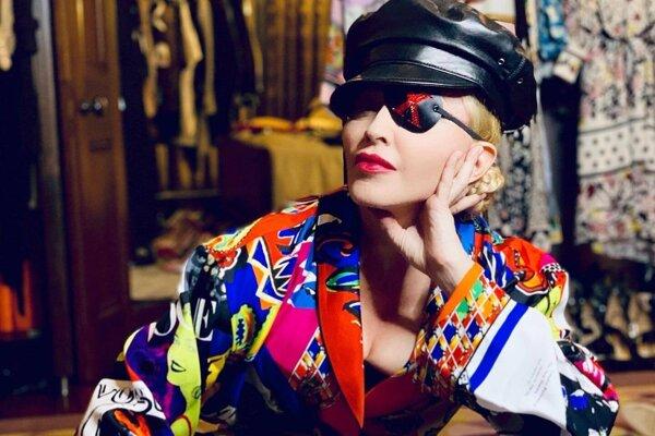 Madame X je Madonnin štrnásty album.