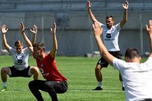 Futbalisti AS Trenčín začali prípravu na novú sezónu.