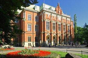 Collegium Novum Jagelovskej univerzity.
