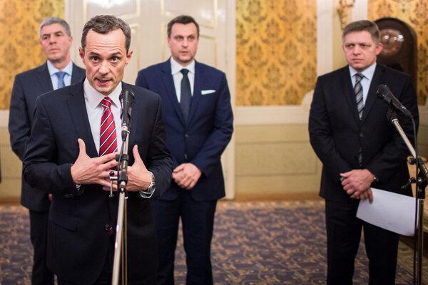 Koalícia sa zhodla aj na protikorupčnom programe.