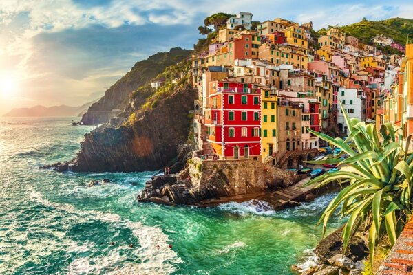 Cinque Terre a jeho päť svetov