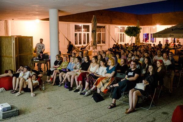 Festival je určený pre všetky vekové kategórie.
