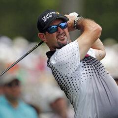Slovenský reprezentant v golfe Rory Sabbatini - ilustračná fotografia.