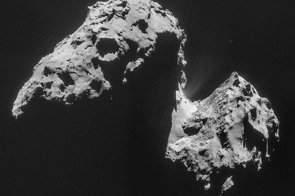 Kométa 67P skomplikovala pátranie po povôde našich oceánov.