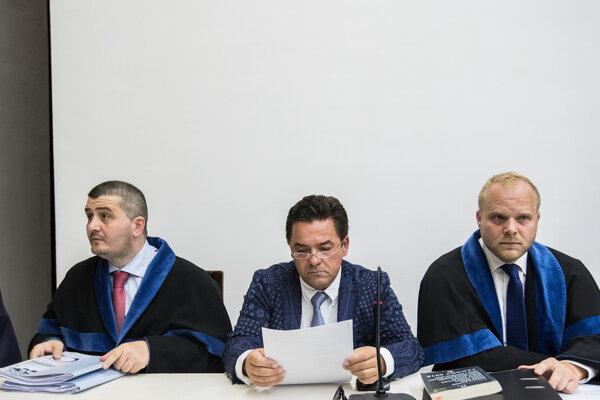 Marian Kočner na súde (ilustračné foto).