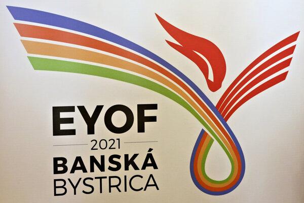 Logo podujatia vytvoril mladý grafik Marián Dieneš