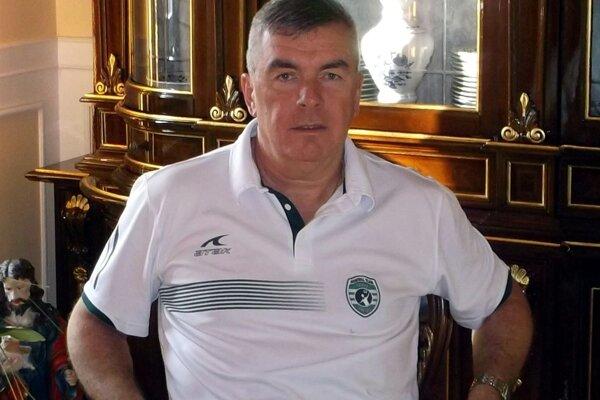 Šéf Tatrana Miloslav Chmeliar.