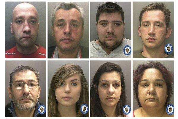 Odsúdení poľskí občania v prípade novodobého otrokárstva vo Veľkej Británii.