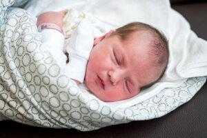 Laura Suchá (3500 g, 51 cm) sa narodila 30. júna Simone a Danielovi z Dolnej Poruby.