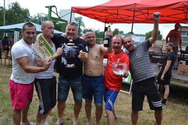 Súťaž starých gárd vyhral Inter 6.