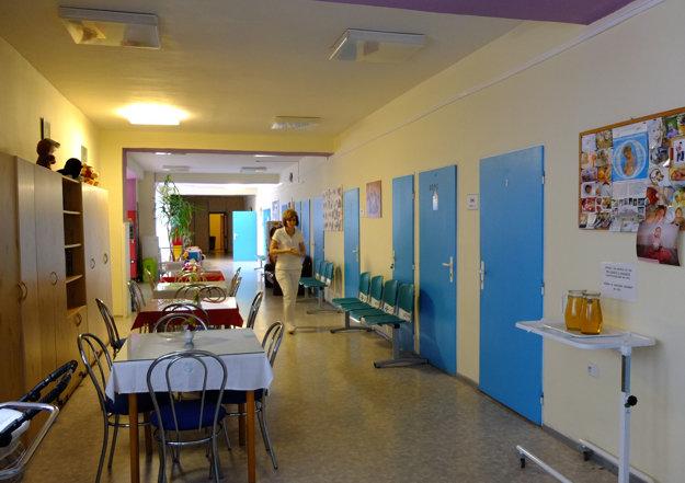 Na pôrodnici v Banskej Štiavnici oceňujú mamičky najmä rodinnú atmosféru a prístup personálu.