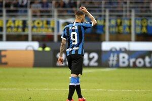V Taliansku sa čoraz častejšie hovorí o možnom prestupe Maura Icardiho do Juventusu Turín.