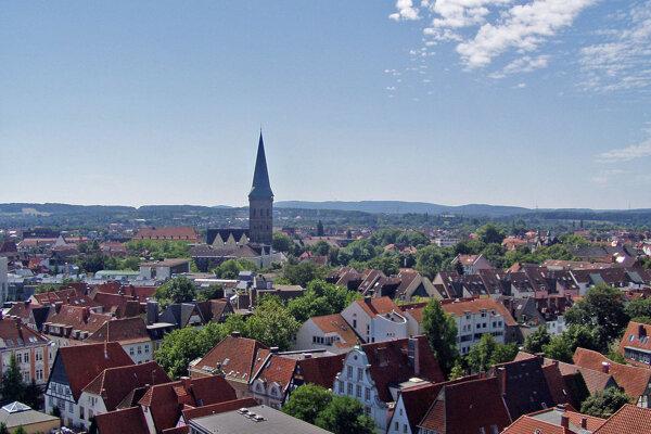 Osnabrück, Dolné Sasko.