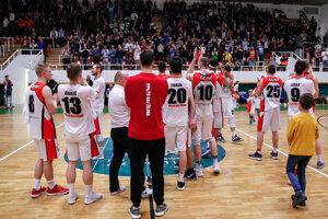 Žilinskí basketbalisti skončili v predošlej sezóne v SBL na piatom mieste.