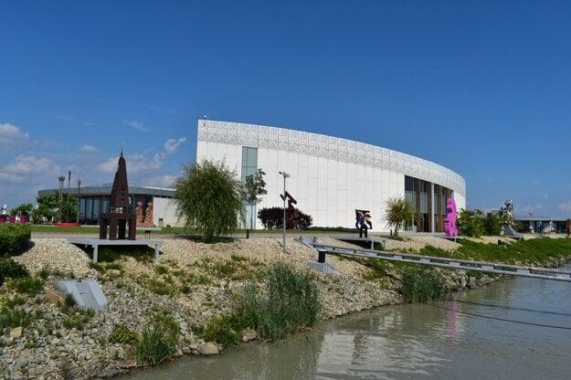 Galéria Danubiana v Čunove.