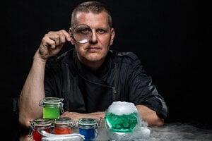 Prezident Slovenského zväzu kuchárov a cukrárov Vojto Artz
