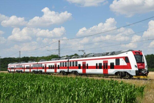 Nová vlaková súprava bude prechádzať iTurcom.
