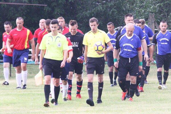 V stretnutí Martin n/Žit. - Lužianky padlo osem gólov (4:4) a rozhodovať musel až penaltový rozstrel.