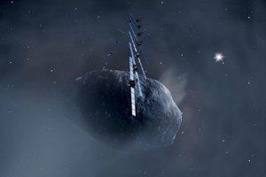 Po desiatich rokoch dorazila Rosetta do cieľa.