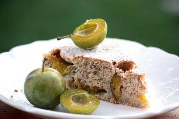 Mirabelkový koláč