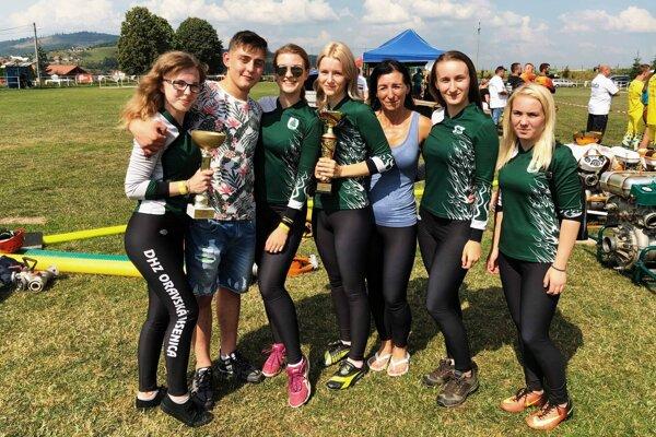 Ženy Oravskej Jasenice vyhrali titul pred dvomi rokmi.