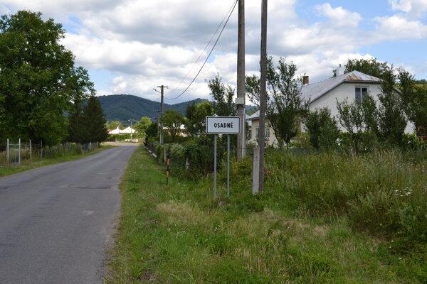 Polícia vyšetruje, komu patria niektoré pozemky v katastri obce.