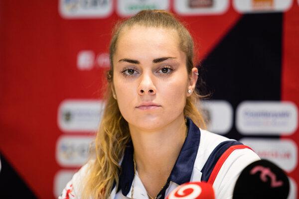 Barbora Koseková bude slovenskou kapitánkou na majstrovstvách Európy vo volejbale.