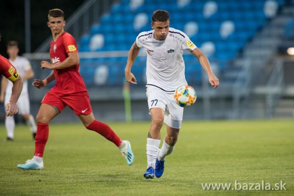 Svoje prvé dva góly za Nitru strelil Milan Ristovski zo Severného Macedónska.