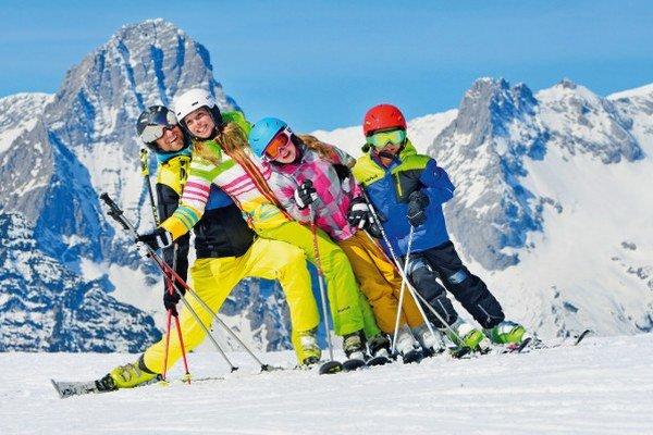 Rodinná lyžovačka v regióne Hinterstoder-Wurzeralm