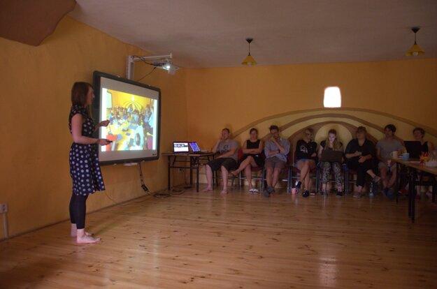 Prezentácia záverečných sokratovských projektov
