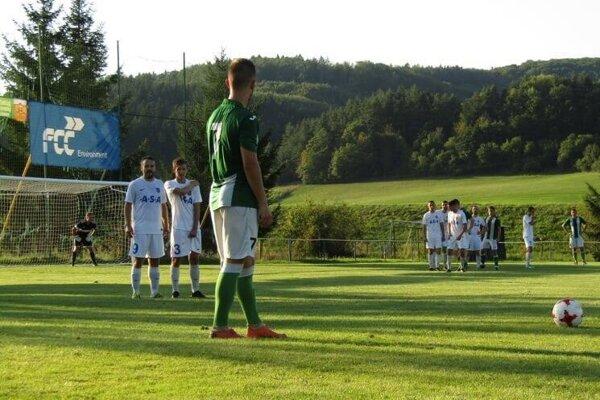 Turzovka vyhrala v Kotešovej najtesnejším rozdielom.