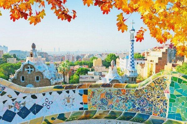 Architektúra v Barcelone podľa Gaudího
