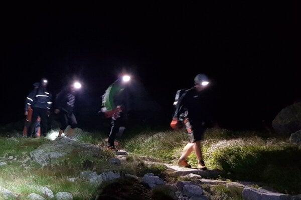 Podľa záchranárov turisti nemali dostatok skúseností.