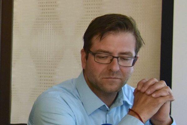 Marian Uhrík, predseda predstavenstva Zväzu výrobcov krmív, skladovateľov a obchodných spoločností.