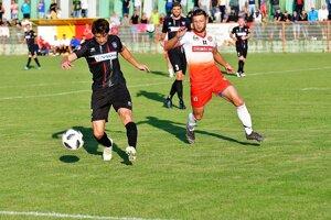 Zlaté Moravce hrali v Lehote pod Vtáčnikom