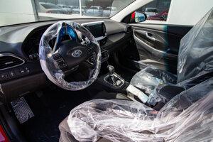 Zabalený interiér nového Hyundaiu