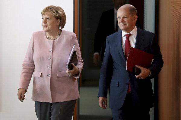 Nemecká vláda by mohla ekonomiku podporiť desiatkami miliárd