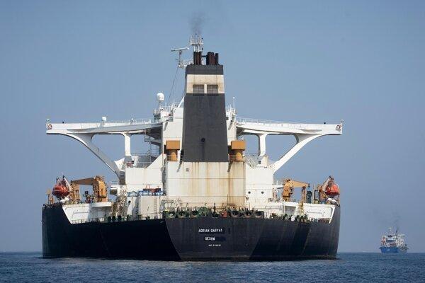 Tanker Adrian Darya 1.